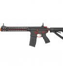 RIFLE AIRSOFT G&G CM16 SRXL RED EDITION