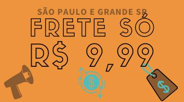 FRETE 9,99