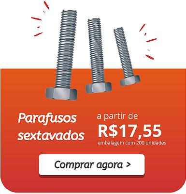 Mini Banner - Parafuso Sextavado
