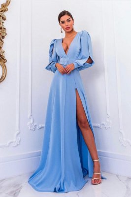 Vestido Cler Azul Serenity