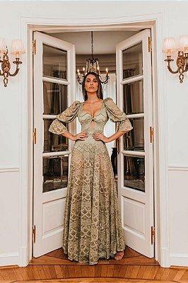 Vestidos Flavia Verde Oliva