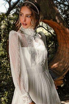 Vestido Taylor Branco