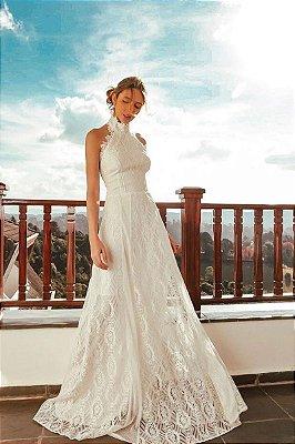 Vestido Daiane Branco