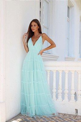 Vestido Gabriela Tiffany