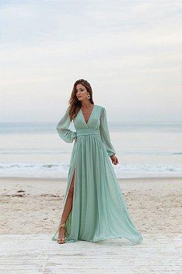 Vestido Fabiola Verde