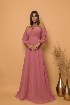 Vestido Maitê Rosa