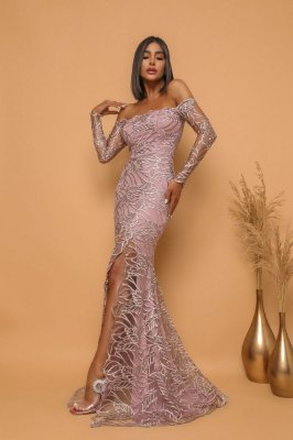 Vestido Mariane Rosa