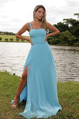 Vestido Tamara Azul Serenity