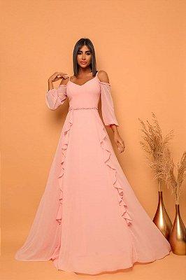 Vestido Dulce Rosa
