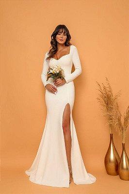 Vestido Cora Off White