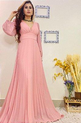 Vestido Lily Rosa