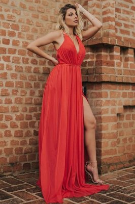 Vestido Inês Vermelho