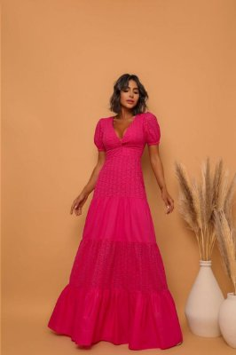 Vestido Juliana Pink