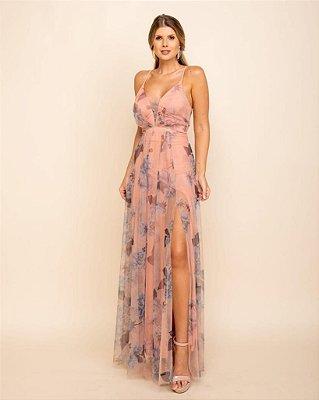 Vestido Verônica Rosa