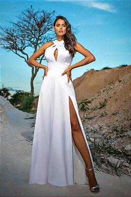 Vestido Marisa Off White