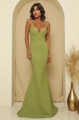 Vestido Paris Verde Oliva