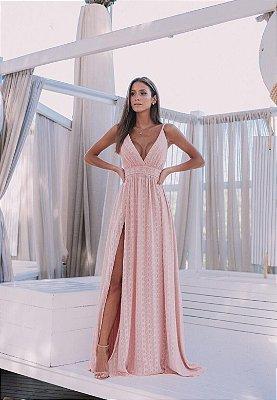 Vestido Lilian Rosa