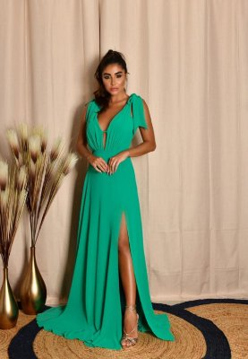 Vestido Grécia Verde