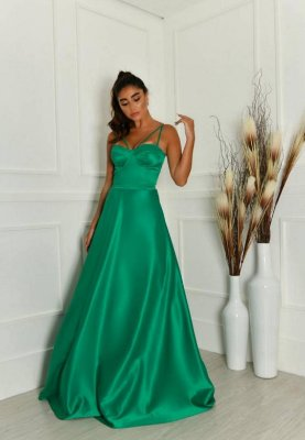 Vestido Sophia Verde