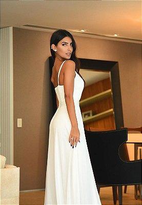 Vestido Sônia Off-White