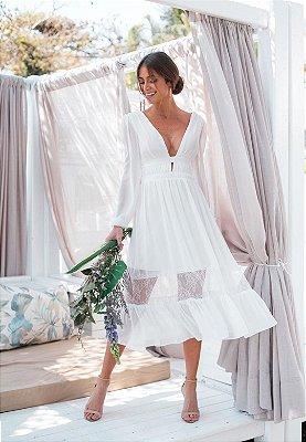 Vestido Mirian Off-White