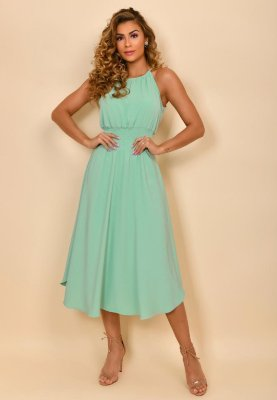 Vestido Amélia Verde