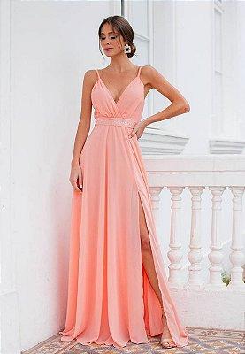 Vestido Sônia Coral