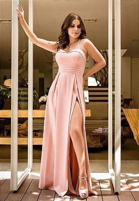 Vestido Florenza Rosa