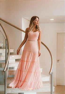 Vestido Sofia Coral