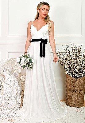 Vestido Clarice Off-white