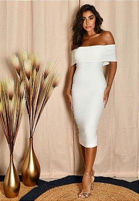 Vestido Julieta Branco