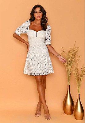 Vestido Verona Branco