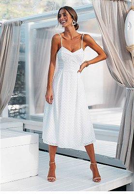 Vestido Maisa Off-White