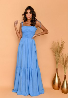 Vestido Lola Azul