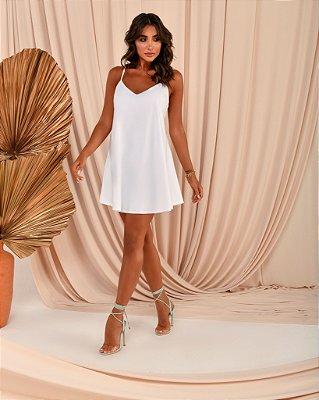 Vestido Camille branco