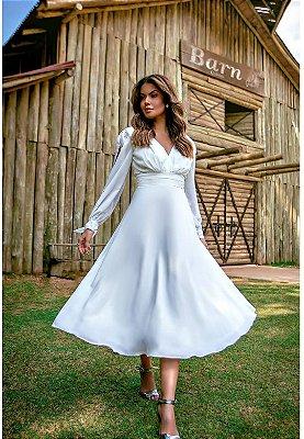 Vestido Midi Catalina
