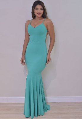 Vestido Lucia Verde