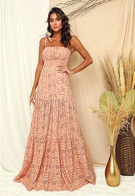Vestido Lucia Rosa