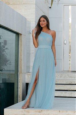 Vestido Bia Azul Serenity