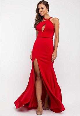 Vestido Deise Vermelho