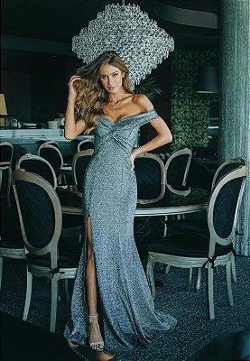 Vestido Denise Preto