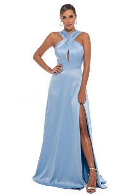 Vestido Marisa Azul Serenity