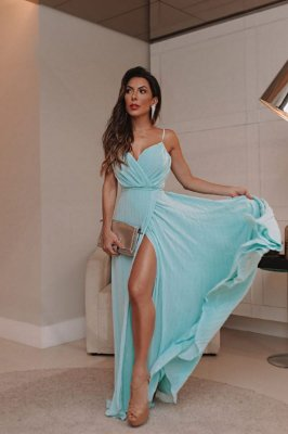 Vestido Paty Tiffany
