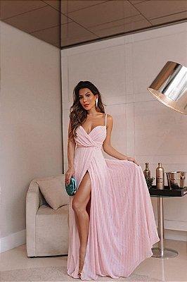 Vestido Paty Rosa