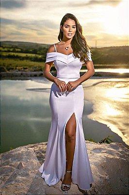 Vestido Charlote Branco