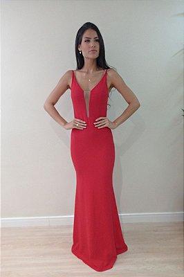 Vestido Vitória Vermelho