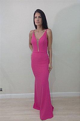Vestido Vitória Pink