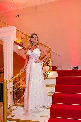 Vestido Jessica Off White