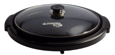 Grill InBrasil Redondo INBGR01 1200w