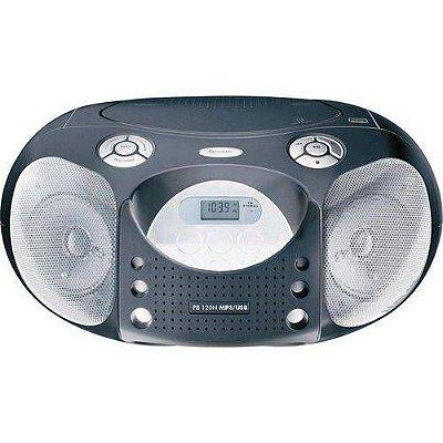 Aparelho de som Philco PB120N 10WRMS CD/MP3/USB